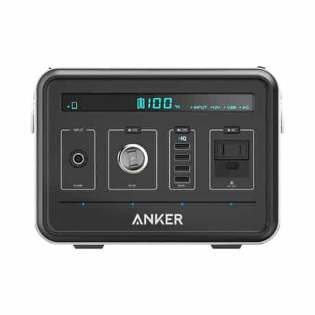 Compare Anker Multi Function PowerHouse Charger, 434  W,  Silver, A1701211 at KSA Price