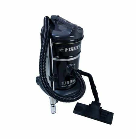 Fisher Canister Vacuum Cleaner, 1700 Watts, 20…