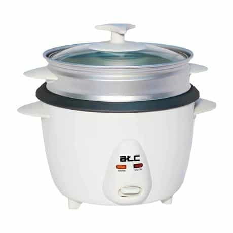 ATC Electric Rice Cooker, 2.5 Liters, 900…