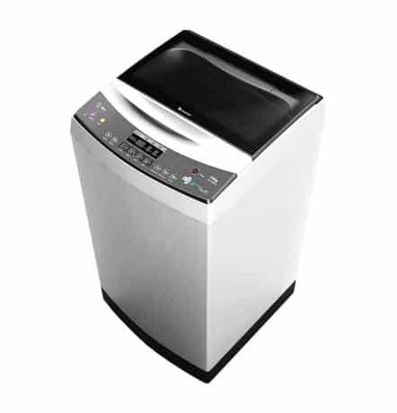 Midea Automatic Washing Machine, Top Load, 11…