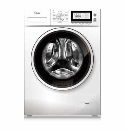 Midea Automatic Washing Machine, Front Load, 7.5…
