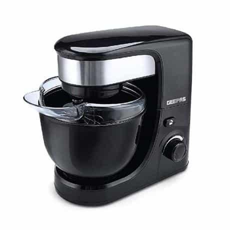 Geepas Delux Kitchen Stand Mixer, 350 Watts, Black,…