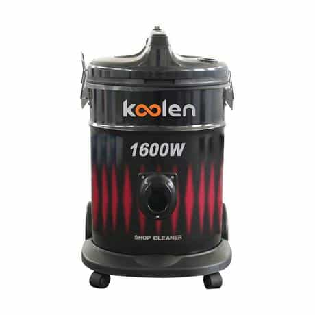 Compare Koolen Canister Vacuum Cleaner, 1600 Watts, 21  liters, Red, 806104001 at KSA Price