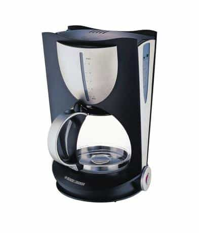 Black & Decker Coffee Maker, 12 Cups, 1050W,…