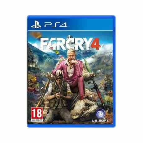 Far Cry 4 For PlayStation 4
