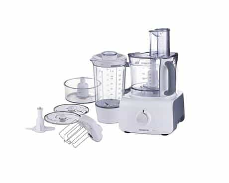 Kenwood Electric Food Processor, 1000 Watts, White,…
