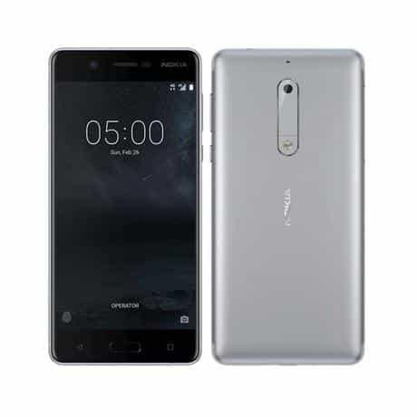 Nokia 5 Dual SIM, 16GB, 2GB RAM, 4G LTE,…
