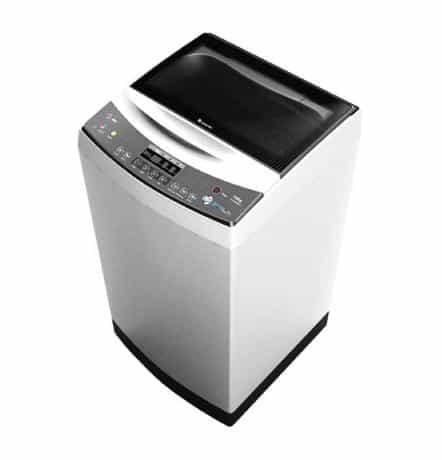 Midea Automatic Washing Machine, Top Load, 5…
