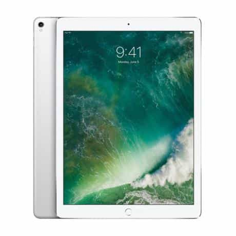 Compare Apple iPad Pro  without FaceTime, 12.9 inch, Wi Fi, 512GB, NAND Flash, Silver at KSA Price