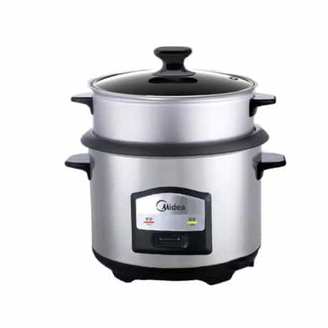 Midea Electrical Rice Cooker, 650 Watts, 1.5…
