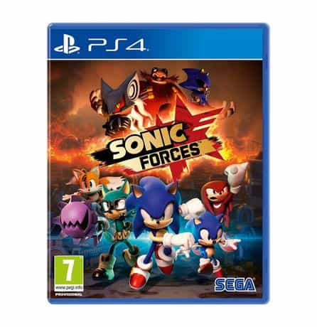 Sonic Forces Bonus Edition For PlayStation 4