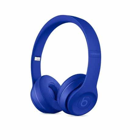 Compare Beats Solo 3  Wireless Headphone, Break Blue, MQ392 at KSA Price