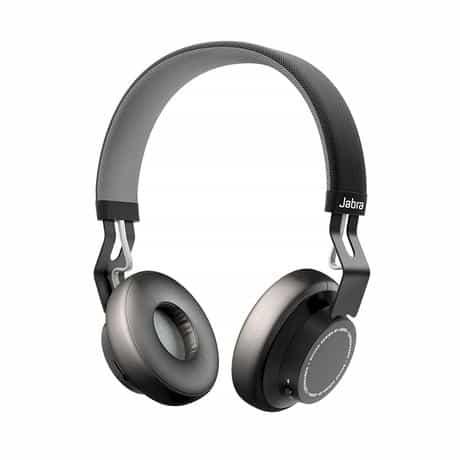 Jabra Move Bluetooth Stereo Headset, Black