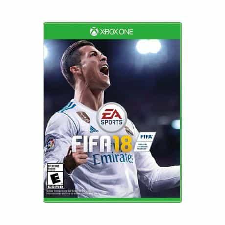 Compare FIFA 18  For  Xbox One  at KSA Price