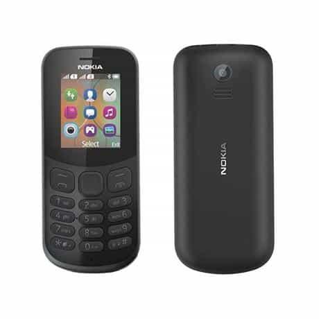 Nokia 130 2017 Dual SIM, 8MB, 4MB RAM, 2G,…