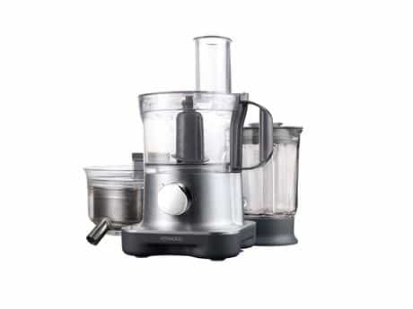 Kenwood Electric Food Processor, 750 Watts, Silver,…