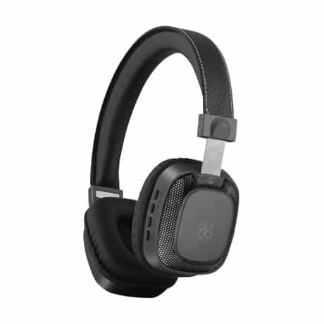 Compare Promate Melody BT Wireless Over Ear Headphone, Bluetooth 4.0, Noise Cancellation, 3D  Stereo, Black at KSA Price