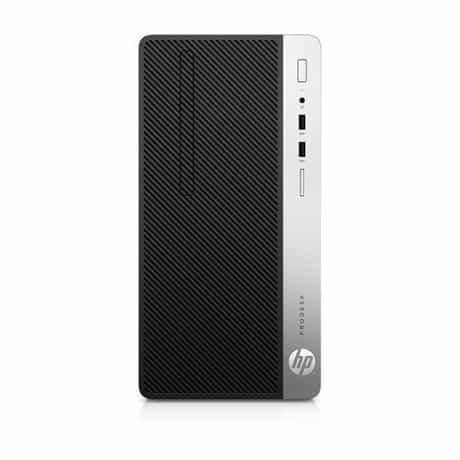 HP ProDesk 400 G4 Micro Tower PC, Intel…