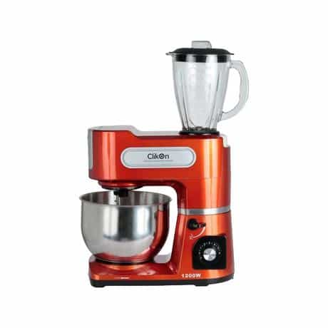 Clikon Electric Mixer and Blender with Stand, 1.5…
