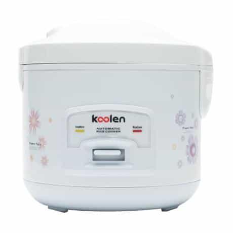 Koolen Rice Cooker, 1.8 Liter, 700 Watts, 816100002
