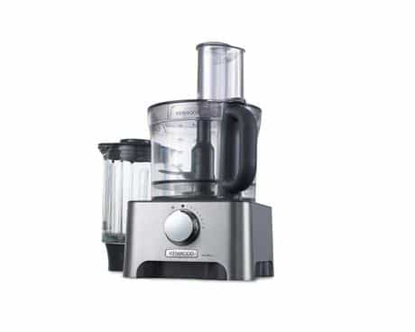 Kenwood Electric Food Processor, 1000 Watts, Silver,…