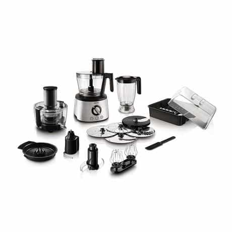 Philips Food Processor 4 in 1, 1300W, 3.4…