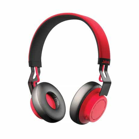 Jabra Move Bluetooth Headset, Red