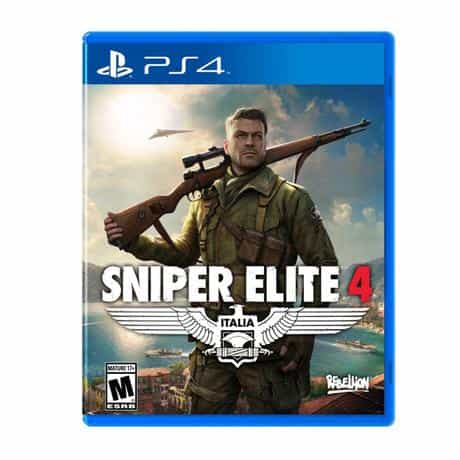 Sniper Elite 4 For PlayStation 4