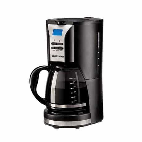 Black & Decker Coffee Maker, 12 Cups, 1000W,…