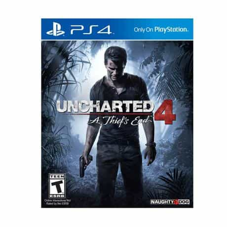 Uncharted 4 A Thief's End For PlayStation…