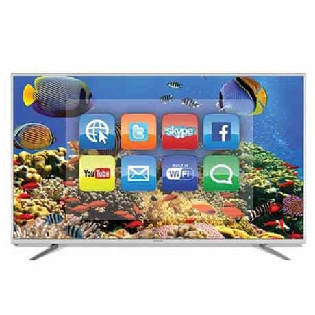 Nikai 75 Inch Ultra HD Smart LED TV, UHD75SLEDT