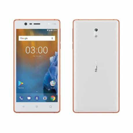 Nokia 3 Dual SIM, 16GB, 2GB RAM, 4G LTE,…