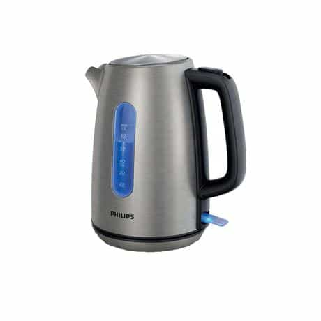Philips Electric Kettle, Stainless Steel, 1.7 Liter,…
