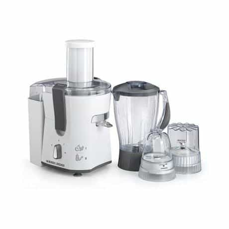 Black & Decker Food processor, 4 parts, 2…
