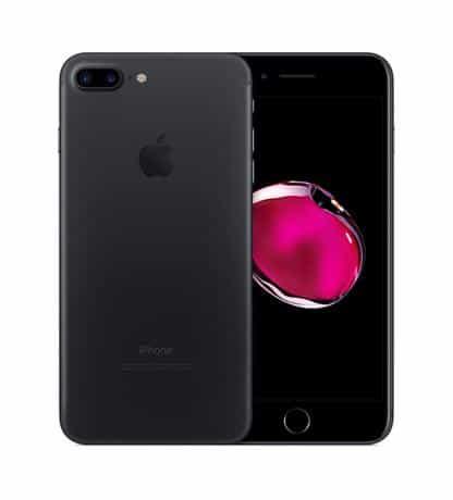 Apple iPhone 7 Plus, 128GB, 4G LTE, Black