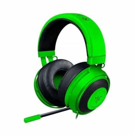 Razer Kraken Pro V2 Gaming Headset, 3.5mm, Green,…