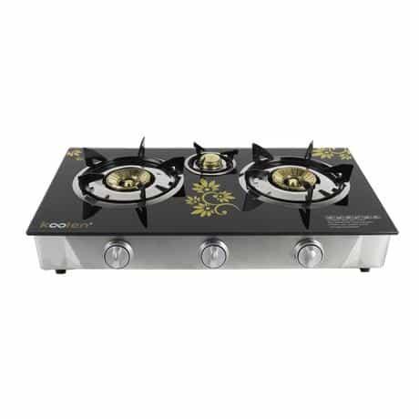 Koolen Gas Cooker, 3 Burners, 816104002