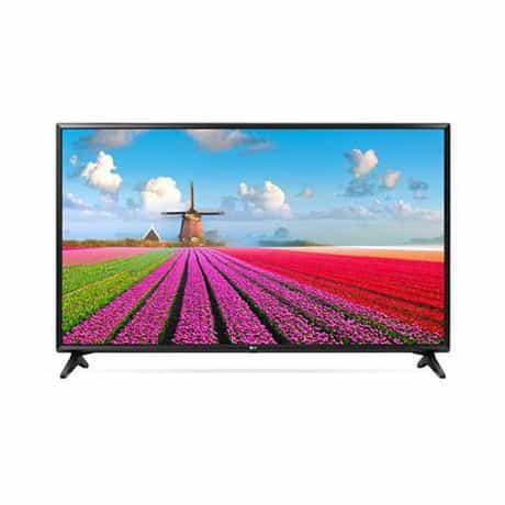 Compare LG  55  Inch FHD  Smart Flat TV,  Wi Fi, 55LJ550V at KSA Price