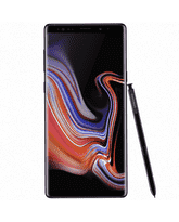 SAMSUNG GALAXY NOTE 9 DUAL SIM,  black, 512gb