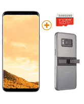 SAMSUNG GALAXY S8 PLUS with 128GBCard and …