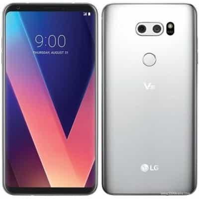 LG V30+ Dual SIM, 128 GB, 4G LTE, Silver