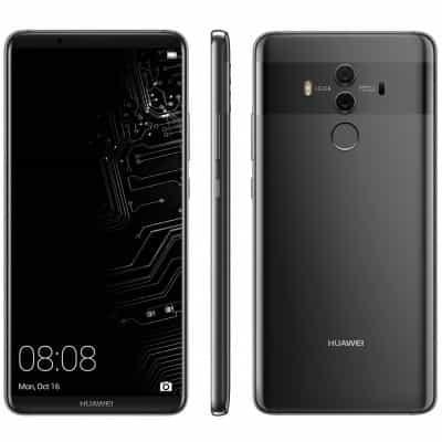 Compare Huawei Mate 10  Pro  Dual SIM, 128  GB,  4G  LTE, Grey at KSA Price