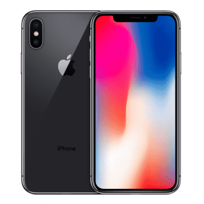 Apple iPhone X 64 GB, 4G LTE, Space Grey