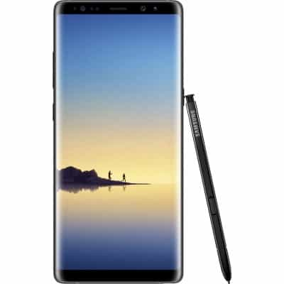 Samsung Galaxy Note 8 Dual Sim,64 GB, Midnight…