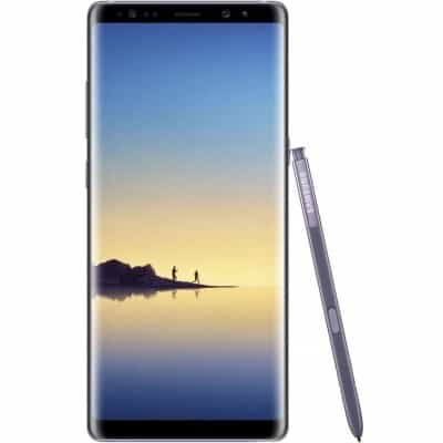 Samsung Galaxy Note 8 Dual Sim,64 GB, Orchid…
