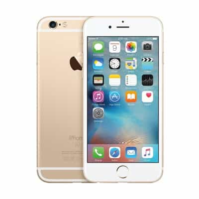 Apple iPhone 6s 128 GB, 4G LTE, Gold