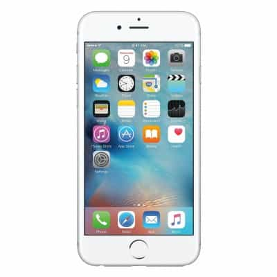 Apple iPhone 6s 128 GB, 4G LTE, Silver,…