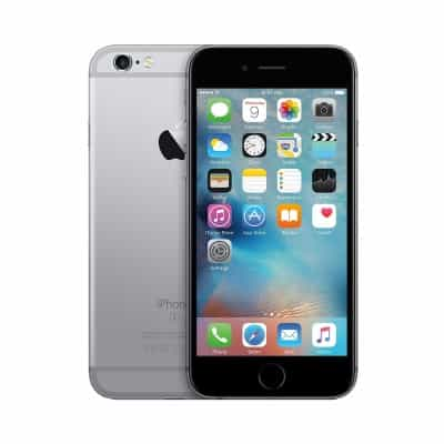 Apple iPhone 6s 16 GB, 4G LTE, Space Grey,…