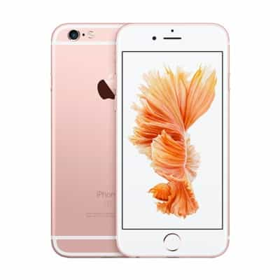 Apple iPhone 6s 64 GB, 4G LTE, Rose Gold,…