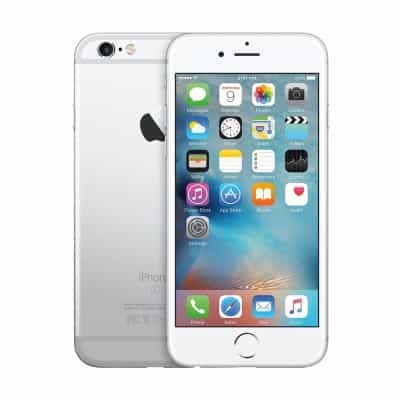 Apple iPhone 6s 64 GB, 4G LTE, Silver,…